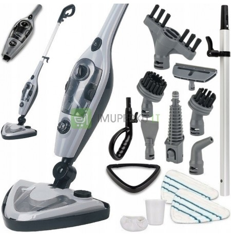 STEAM MOP EFFECTO 2100 WASHER WITH A LIQUID DISPENSER