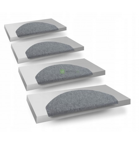 DURABLE MATS STAIR COVER_ SELF-ADHESIVE