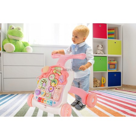 Walker PUSH INTERACTIVE EDUCATIONAL TABLE 5in1