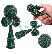 KENDAMA Japanese Wooden Skill Game