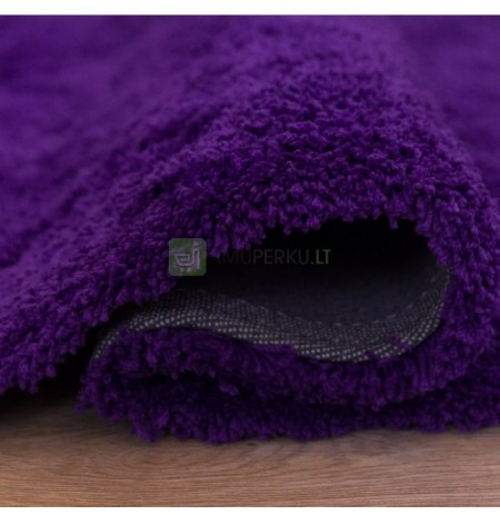 Kilimas Shaggy Exclusive Violet