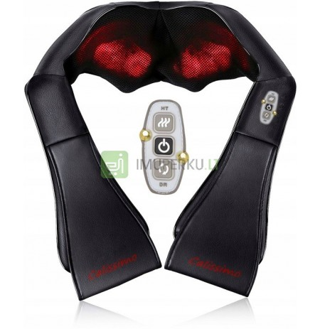 3D SHIATSU BELT BACK NECK Massager