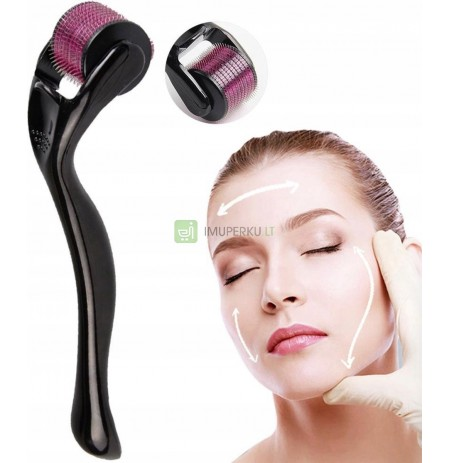 NEEDLE MESOTHERAPY FACE MASSAGER ROLLER ROLLER