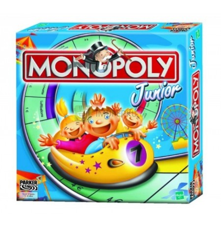 "Monopolis ""Monopoly junior"""