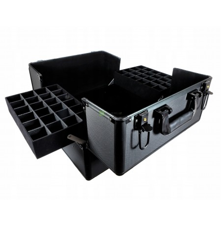 LARGE COSMETIC CASE FOR LAMP VARNISHES MILLING MACHINE