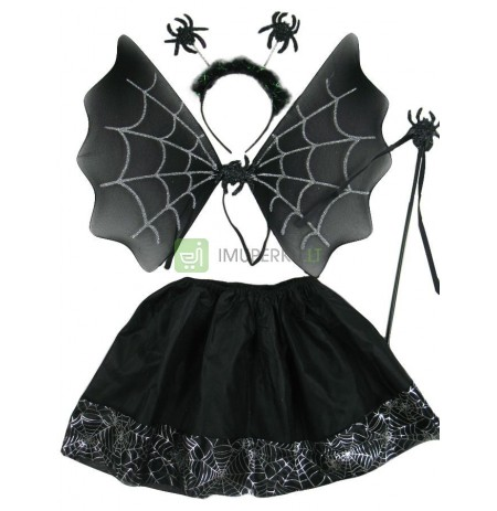 Fairy costume witch spitzer HALLOWEEN MISCELLANEOUS
