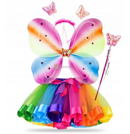 BUTTERFLY MAGIC BUTTERFLY outfit Fairy wings