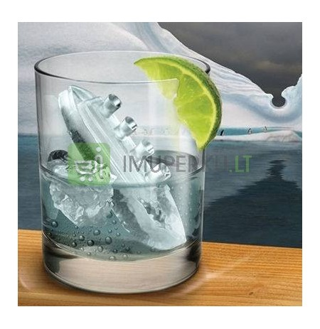 Ice tray TITANIC