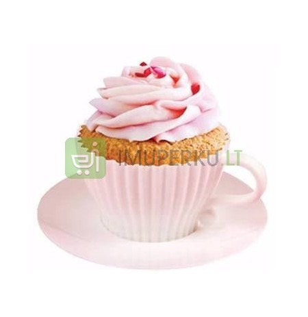 Afternoon Tea cupcakes 4 pcs