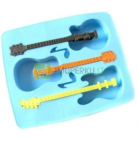 Ice tray GUITAR