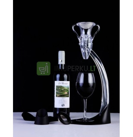 Wine aerator deluxe Angel