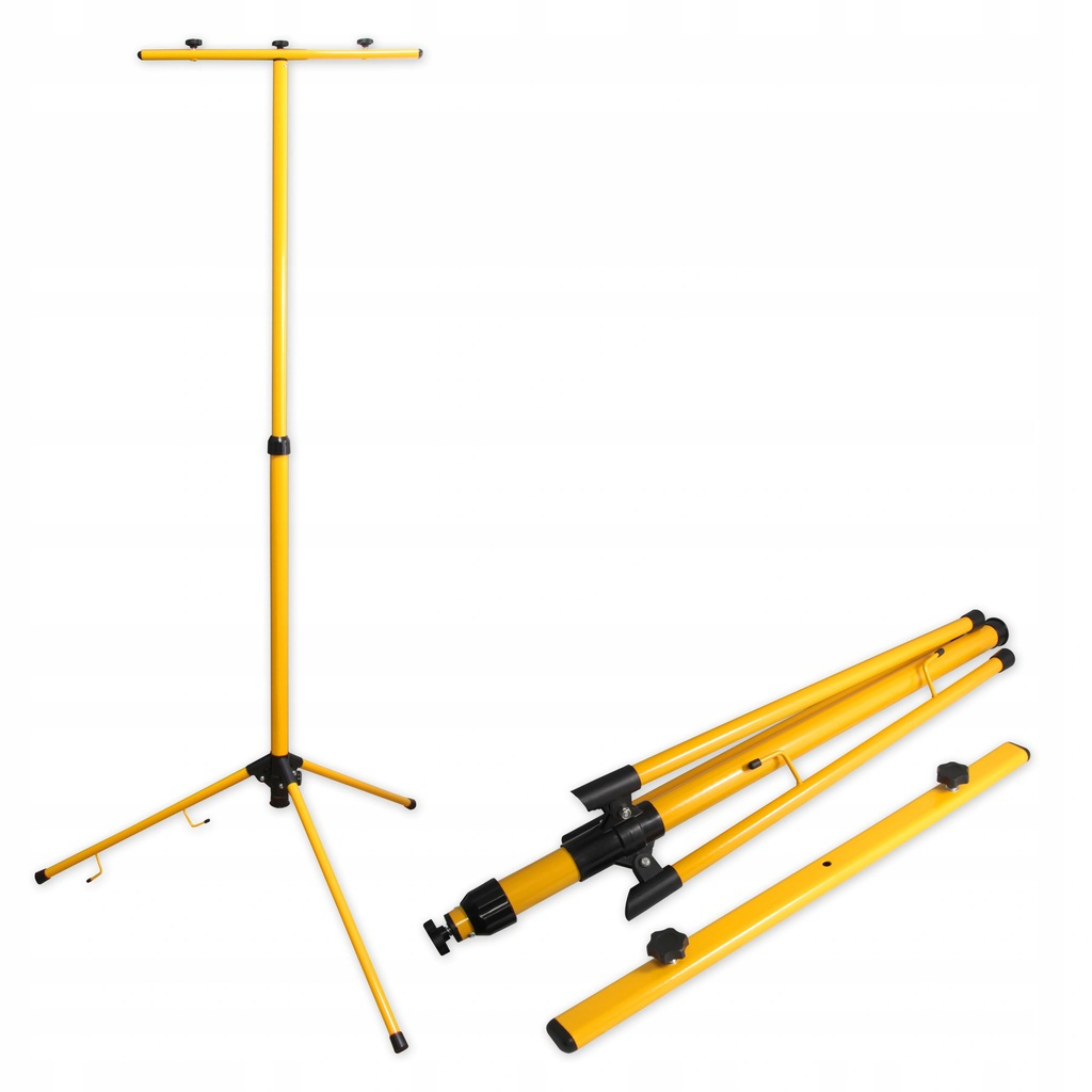 HALOGEN LED 2x 50W FLOOR STAND for floodlight