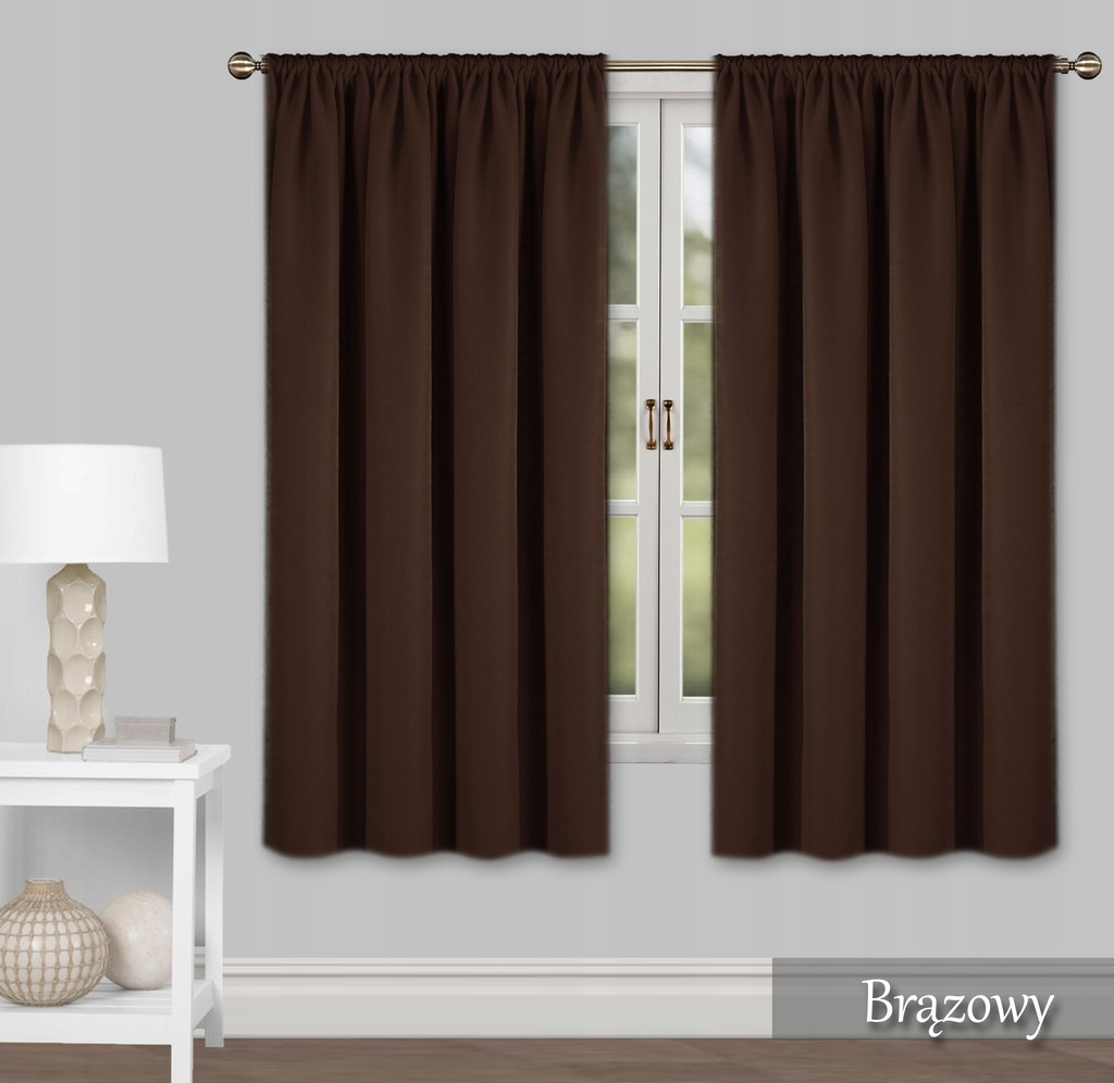 MATTE READY CURTAINS 145x180 CURTAIN FROG TAPE