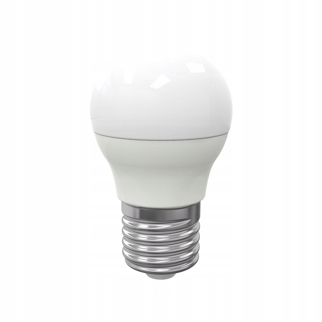 LED BULB E27 SMD 2835 WARM BALL 7W 55W