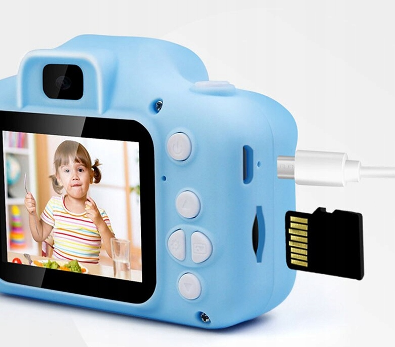 Children's photo camera Digital camera KOT