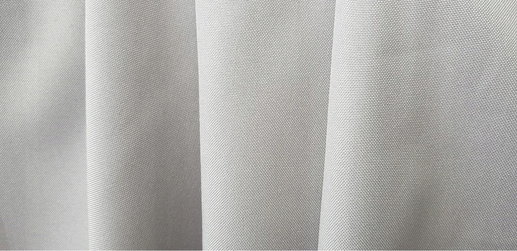MATTE CURTAINS, READY ON GRILLES 140x160 CASTERS