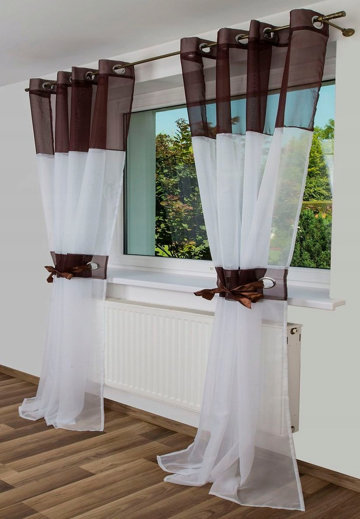 Curtain NETHERLANDS 145x250 cm GUIDES Curtain