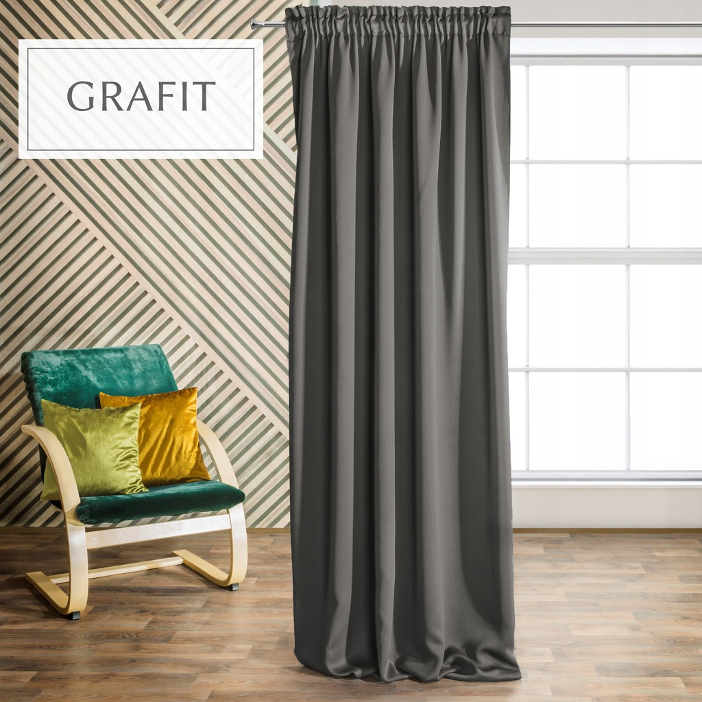 READY CURTAINS FOR FROGS TAPE THICK BLACKOUT