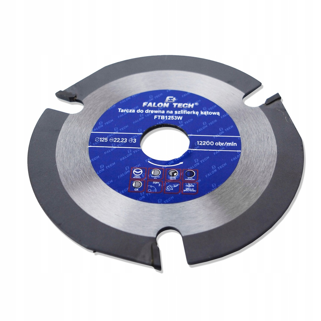 DISC FOR CUTTING GRINDING WOOD FOR GRINDER