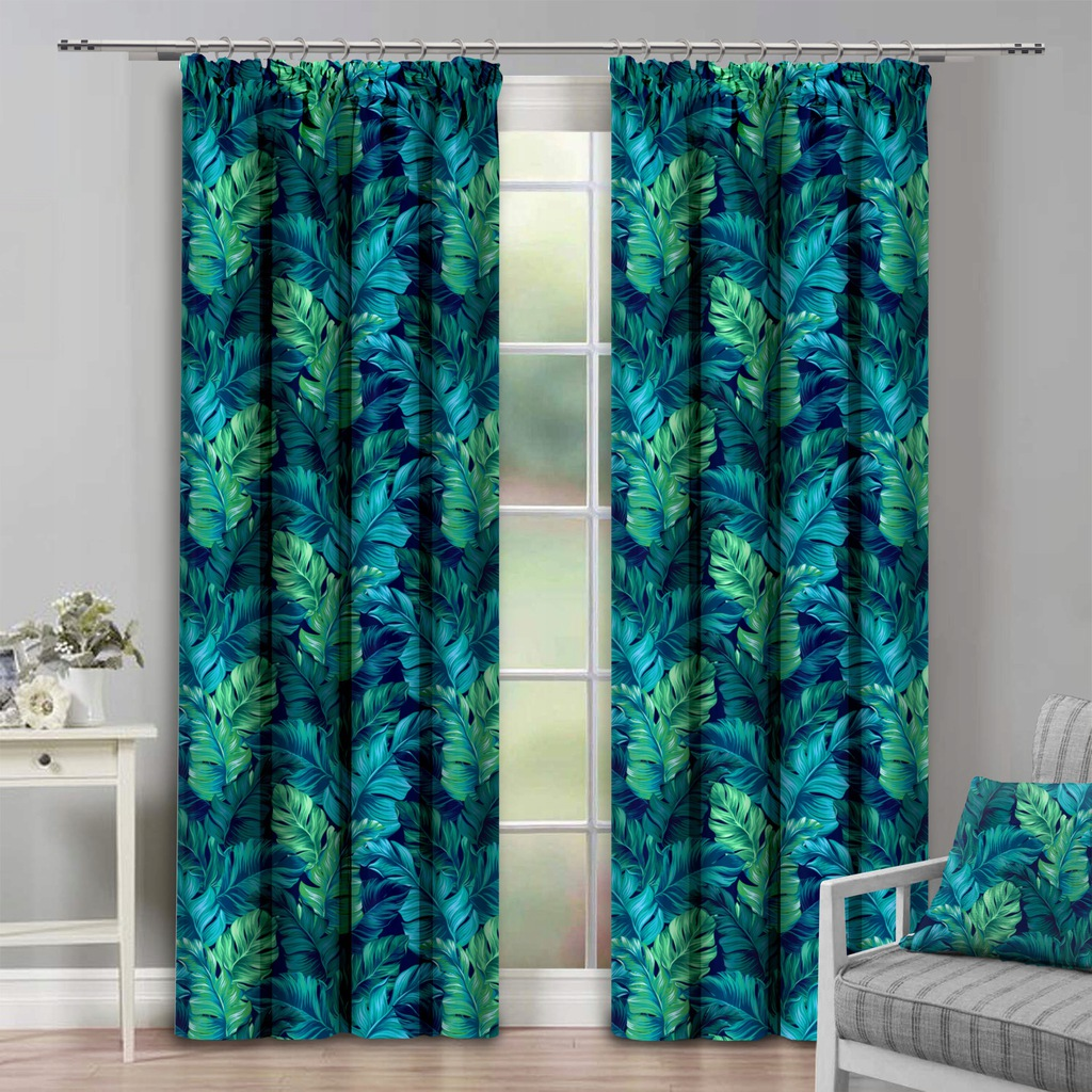 Ready CURTAIN For Frogs Tape 140x250 D404-219