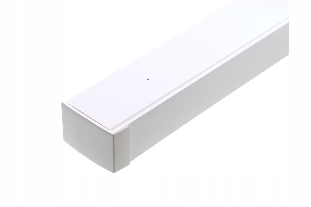 PVC CEILING RAIL WITH CURTAIN COVER 300 CM COLORS